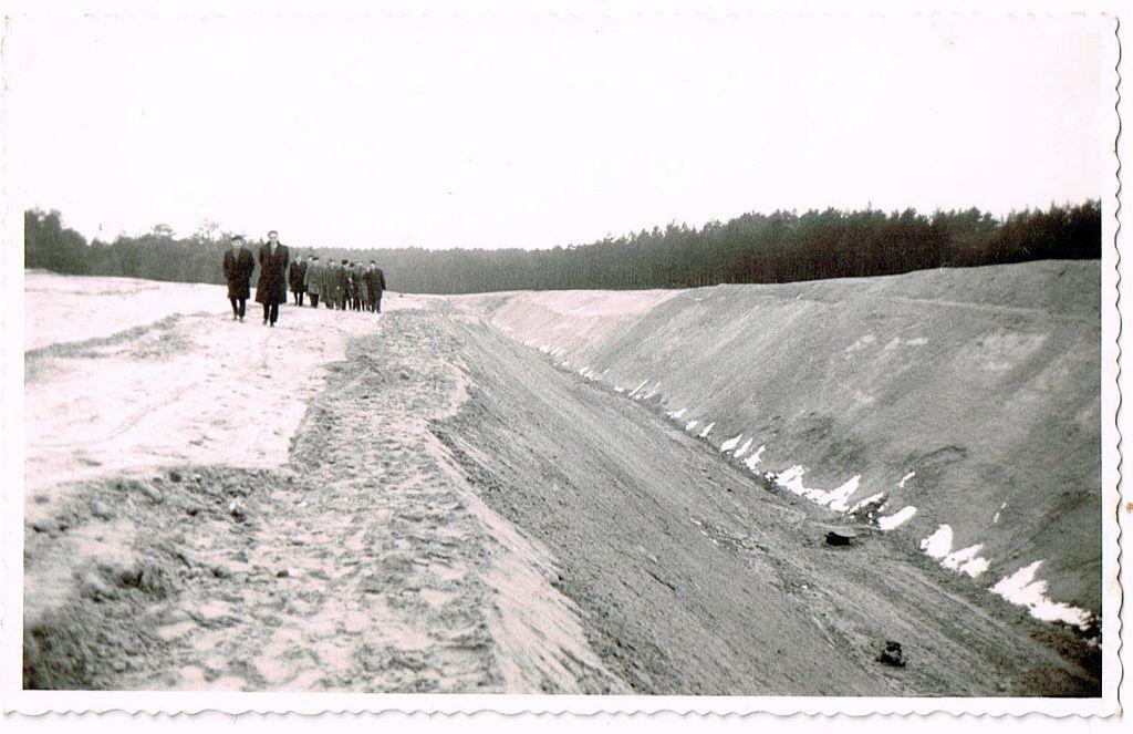Otwarcie zańskich rowów było ważnym wydarzeniem w życiu wsi